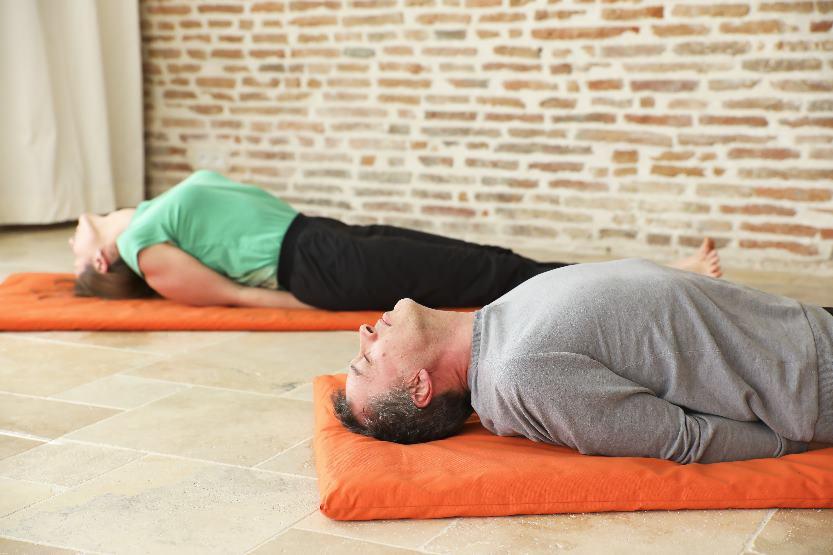 Stage d'automne de yoga et méditation