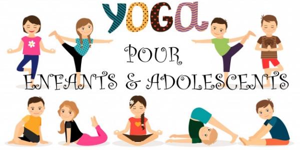 Yoga pour enfants et ados