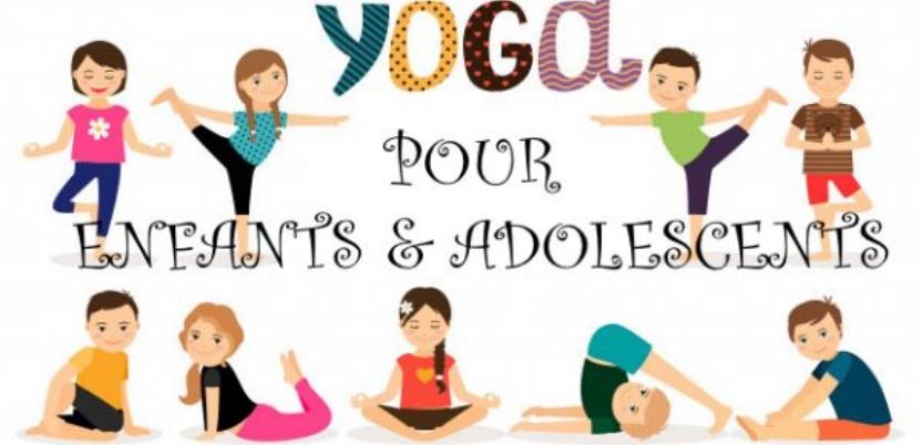 Du yoga pour enfants et ados