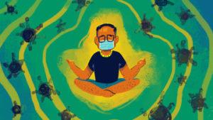 Poursuivre le yoga en temps de confinement