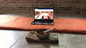 Yoga en confinement, avril-mai 2020